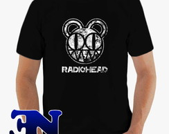Camiseta Radiohead Thom Yorke Jonny Greenwood Rock In Roll