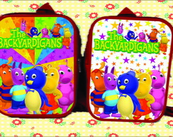 MOCHILA 20x26 PERSONALIZADA The Backyardigans