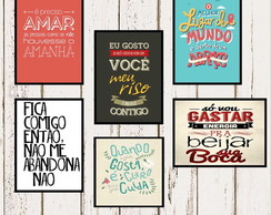 Kit Posters Musicando