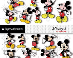 Kit Digital Scrapbook Mickey & Minnie 21