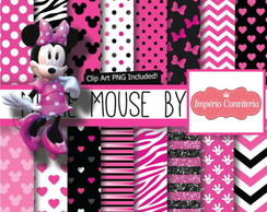 Kit Digital Scrapbook Mickey & Minnie 31