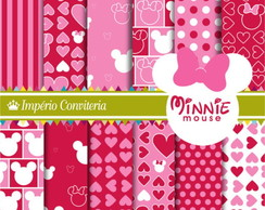 Kit Digital Scrapbook Mickey & Minnie 32