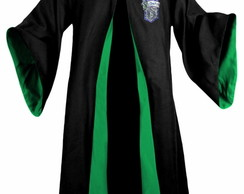Capa / Manto Sonserina - Slytherin - Harry Potter Cosplay