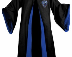 Capa / Manto Corvinal - Ravenclaw - Harry Potter Cosplay