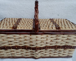 Cesta piquenique mini 28x16x13