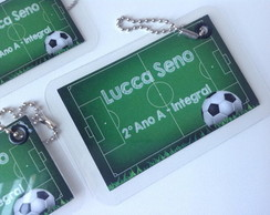 Kit Bag Tags - Futebol