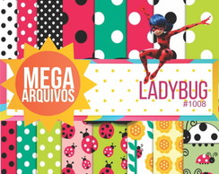 Papel digital Lady Bug