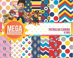 Papel Digital Patrulha canina