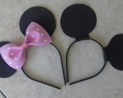 Tiara da Minnie e Mickey