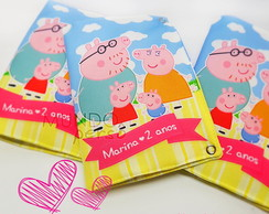 Kit Higiene Peppa Pig
