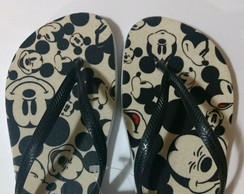Chinelo Mickey Mouse 3