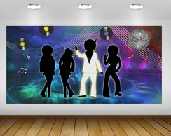 DISCO CLUB 70'S - 2X1M - ARTE DIGITAL