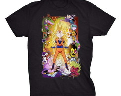 Camisa / Camiseta / Blusa - Dragon Ball - It's Me -Unissex