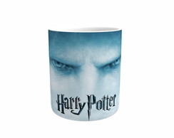 Caneca Voldemort saga harry potter .