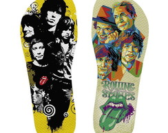 Chinelo The Rolling Stones