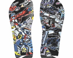 Chinelo Transformers