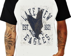 Camiseta Raglan Lake View Eagles