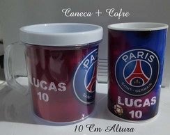 Kit Lembrancinha PSG Paris Saint Germain