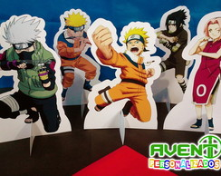 Display de Mesa Anime Naruto