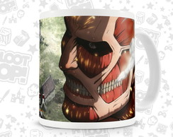Caneca Attack On Titan Shingeki no Kyojin - LP005