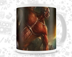 Caneca Attack On Titan Shingeki no Kyojin - LP006