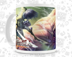Caneca Attack On Titan Shingeki no Kyojin - LP007