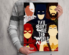 Quadro Justice League