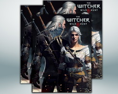 Poster The Witcher 3 - 30x40 cm