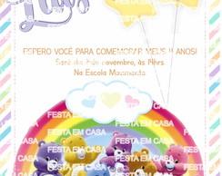 Arquivo Digital Convite Ursinhos Carinhosos No Elo7 Festa