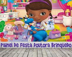 Painel Doutora Brinquedo Elo7