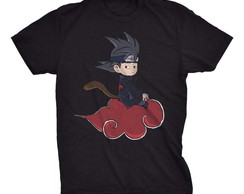 Camisa Camiseta Blusa - Dragon Ball - You Know Me -Unissex