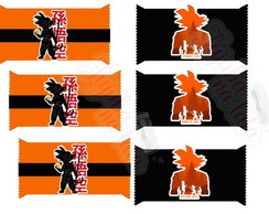 Chocolates PersonalizadoDragon Ball