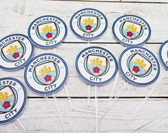 Topper doce Manchester City