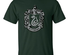 Camiseta Sonserina - Harry Potter