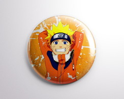 Bottons Naruto - Button Boton