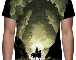 Camiseta Game Shadow of the Colossus Remaster