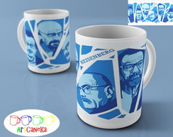 Caneca - Breaking Bad 04