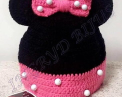TOUCA/ GORRO NEW BORN DO MInnie