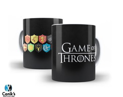 Caneca Game Of Thrones - Logo e Símbolos
