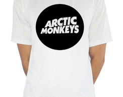 Camiseta banda Arctic Monkeys logo