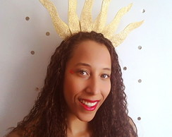 Tiara Brilho do Sol