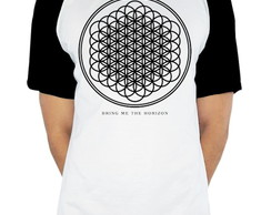 Camiseta Raglan banda Bring me the Horizon sempiternal