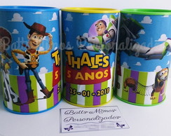 Cofre Toy Story Personalizado