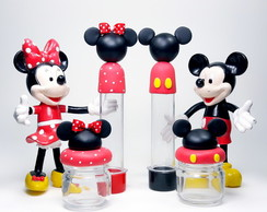 Tubete Personalizado Mickey - Biscuit