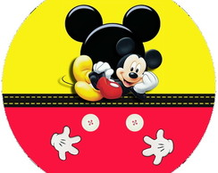 Kit Digital do Mickey Mouse