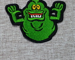 Patch Bordado termocolante GELÉIA (GHOSBUSTERS)