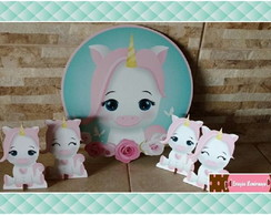 KIT DISPLAY UNICORNIO BABY