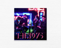 Quadrinho 15x15 The 1975 - Neon