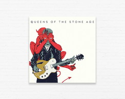 Quadrinho 15x15 Queens of Stone Age