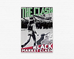 Quadrinho 19x27 The Clash